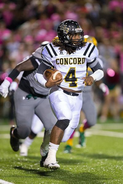 Concord Central Cabarrus Football