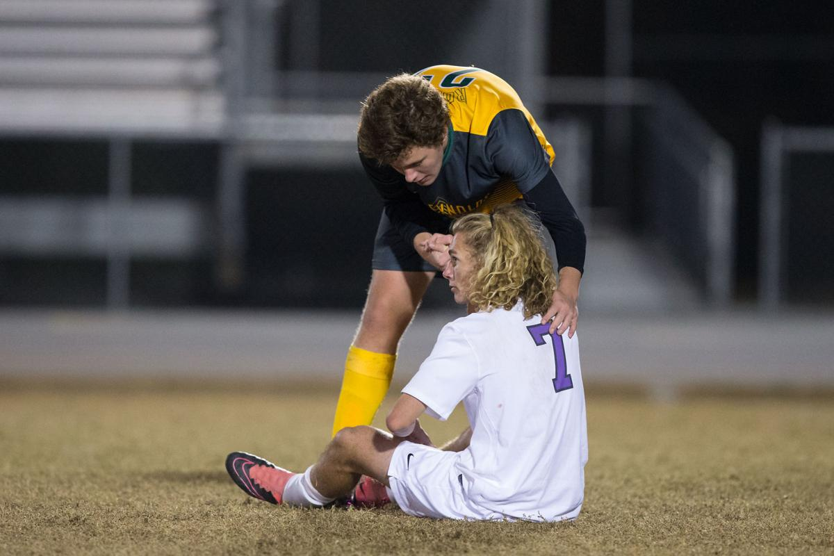 A C Reynolds Eliminates Cox Mill Soccer From The Class 3a State