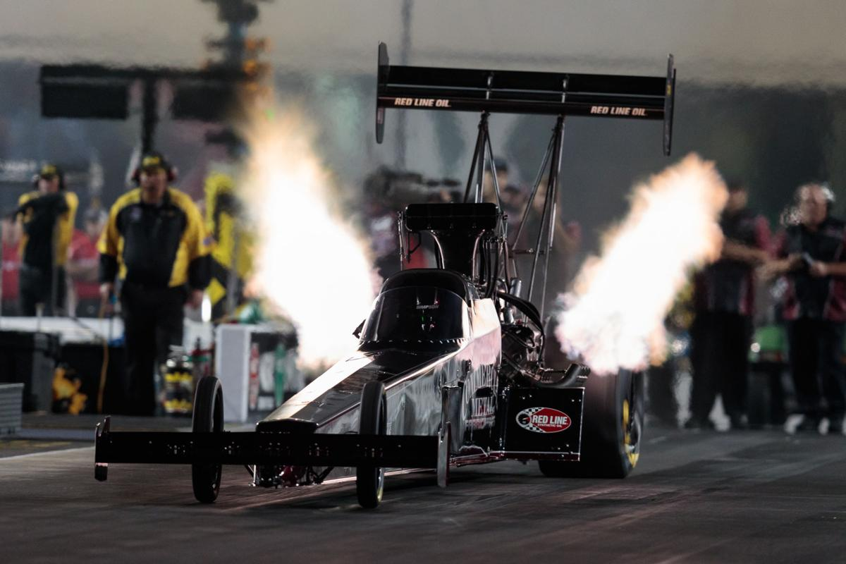 Friday qualifying of the 2019 NHRA Carolina Nationals presented by NTK.