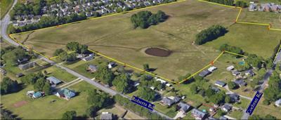 Cochran road middle school site