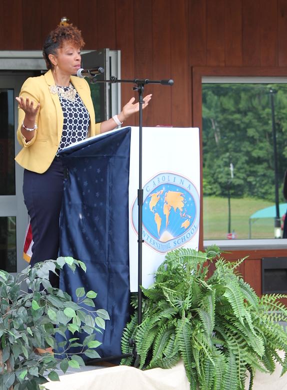 Keynote Speaker Michelle Boyd