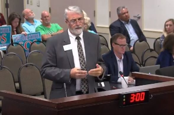 Cabarrus County Schools makes its case for closing Beverly Hills