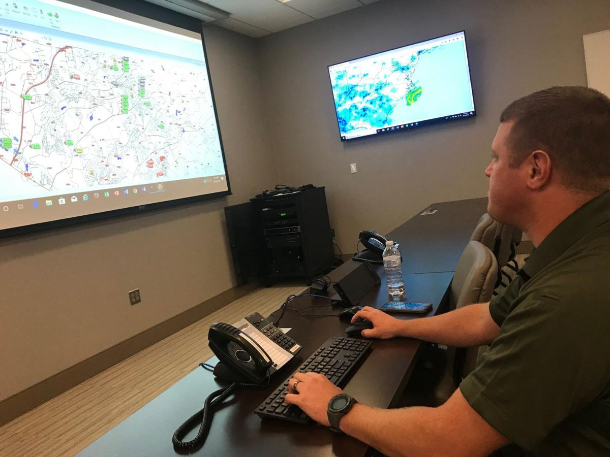 City of Concord sets up Emergency Operations Center for Hurricane