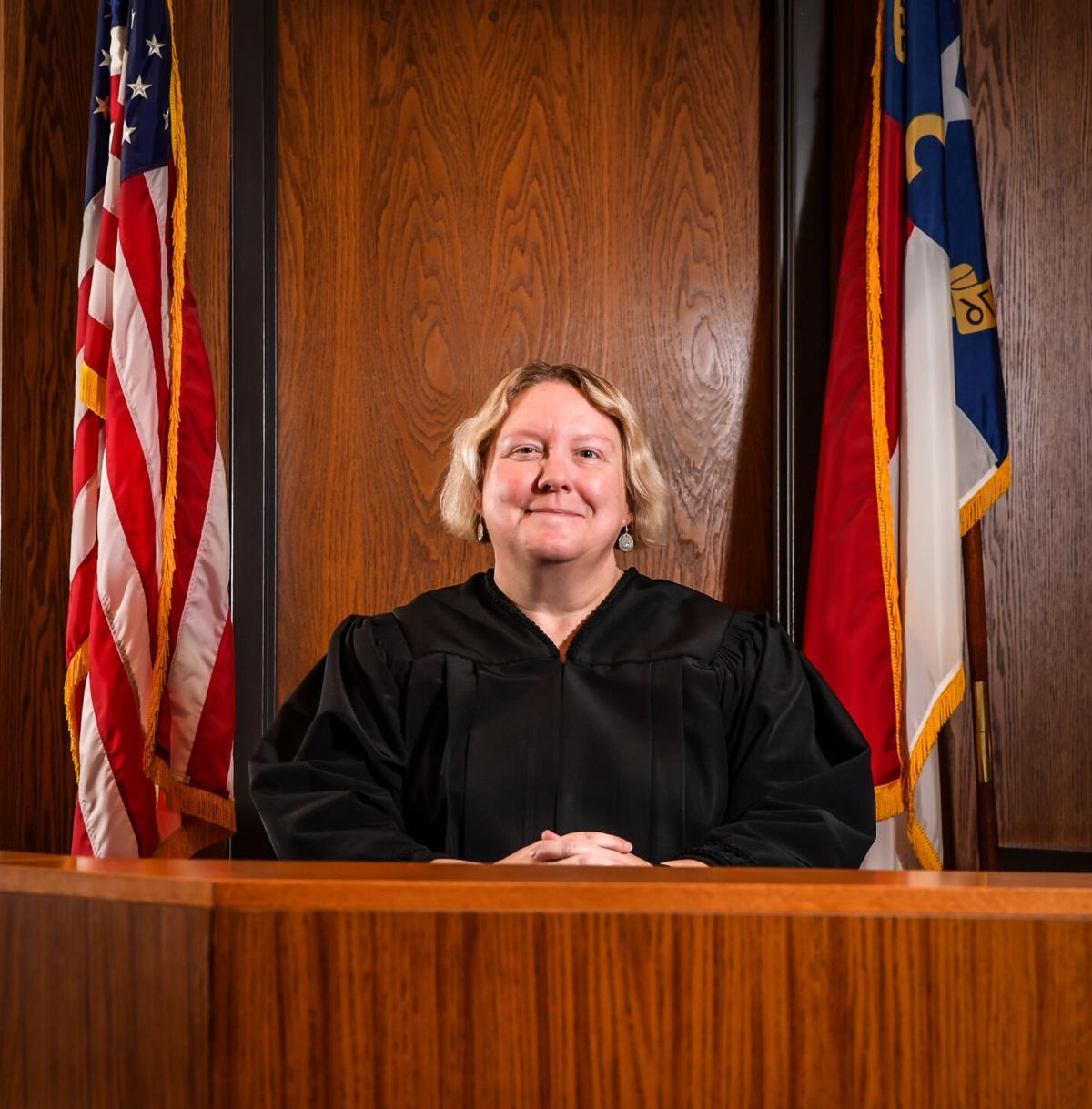 Judge Christy Wilhelm