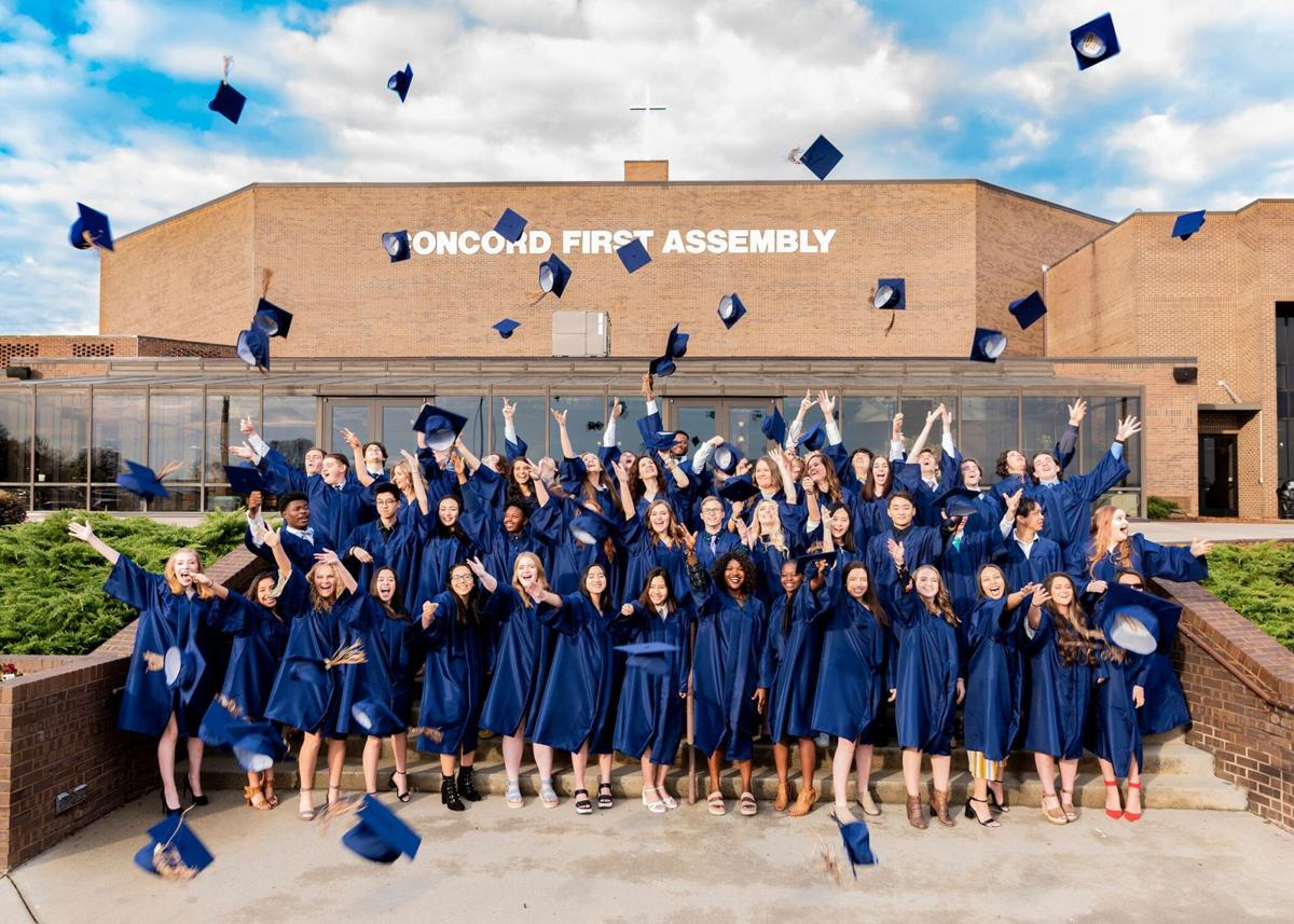 55 graduate from cfa Academy