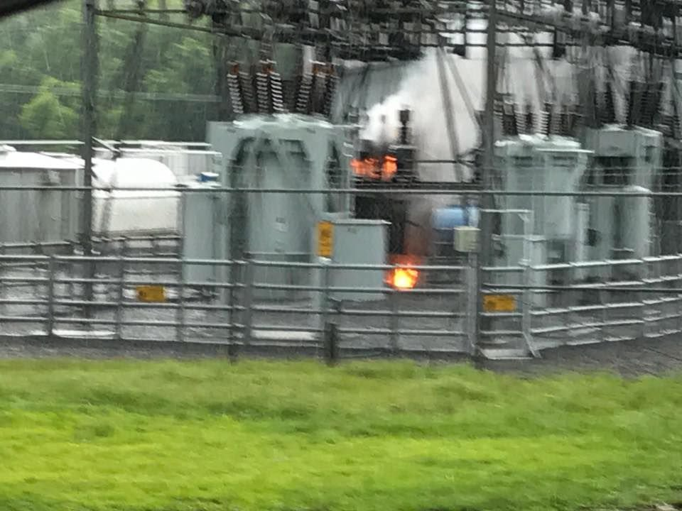 No power   more 10,000 customers without electricity in Concord