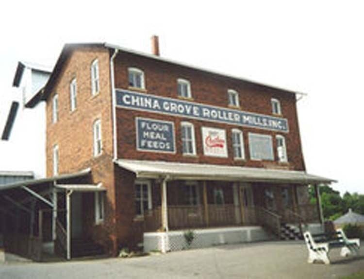 China Grove Roller Mill