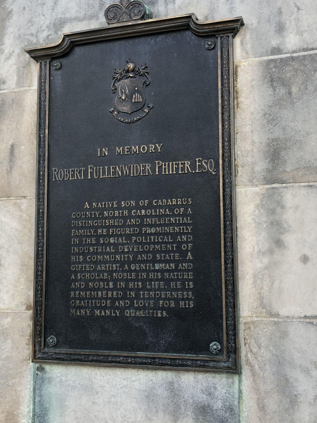 Robert Fullenwider Phifer Esq.