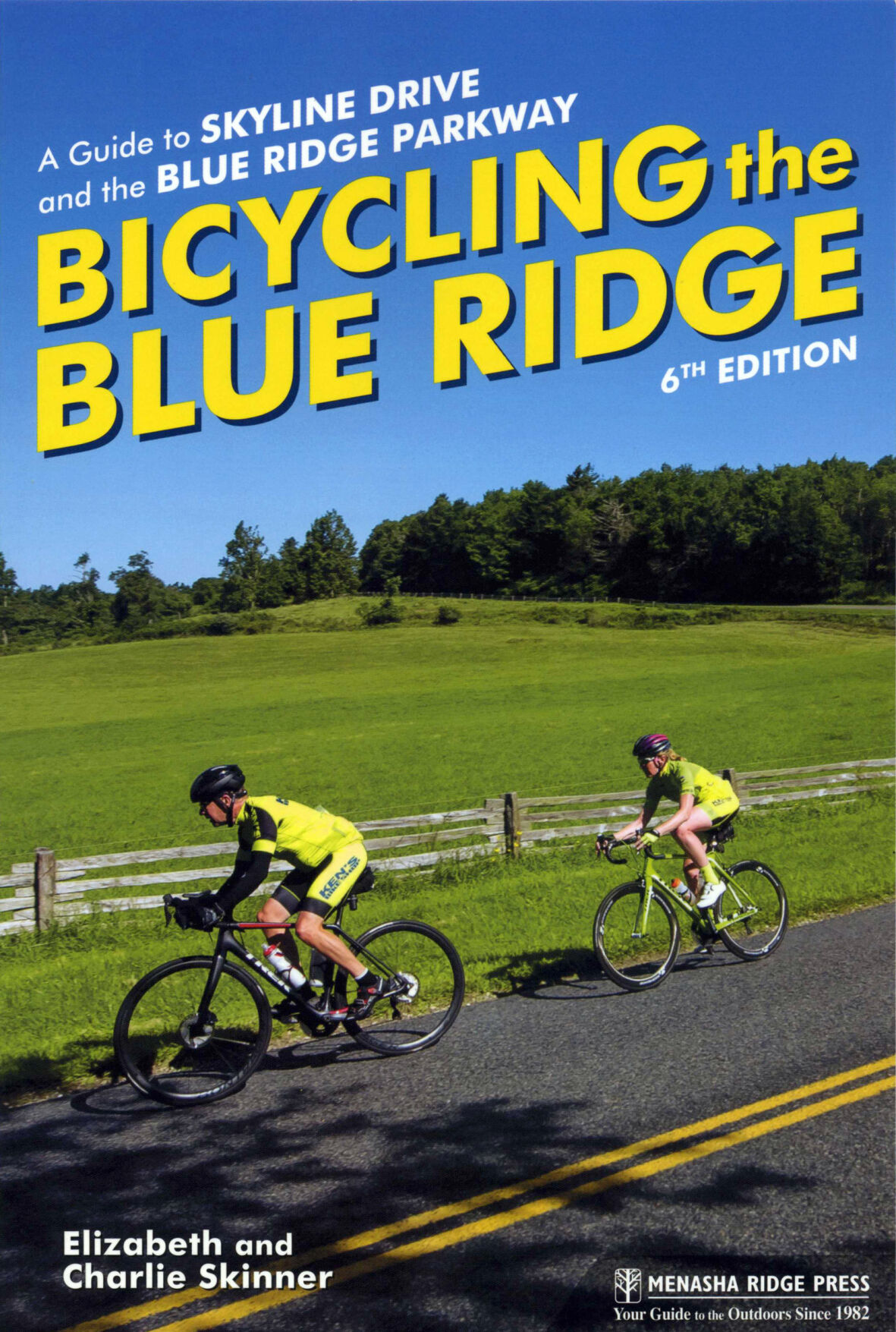 Bicycling the Blue Ridge