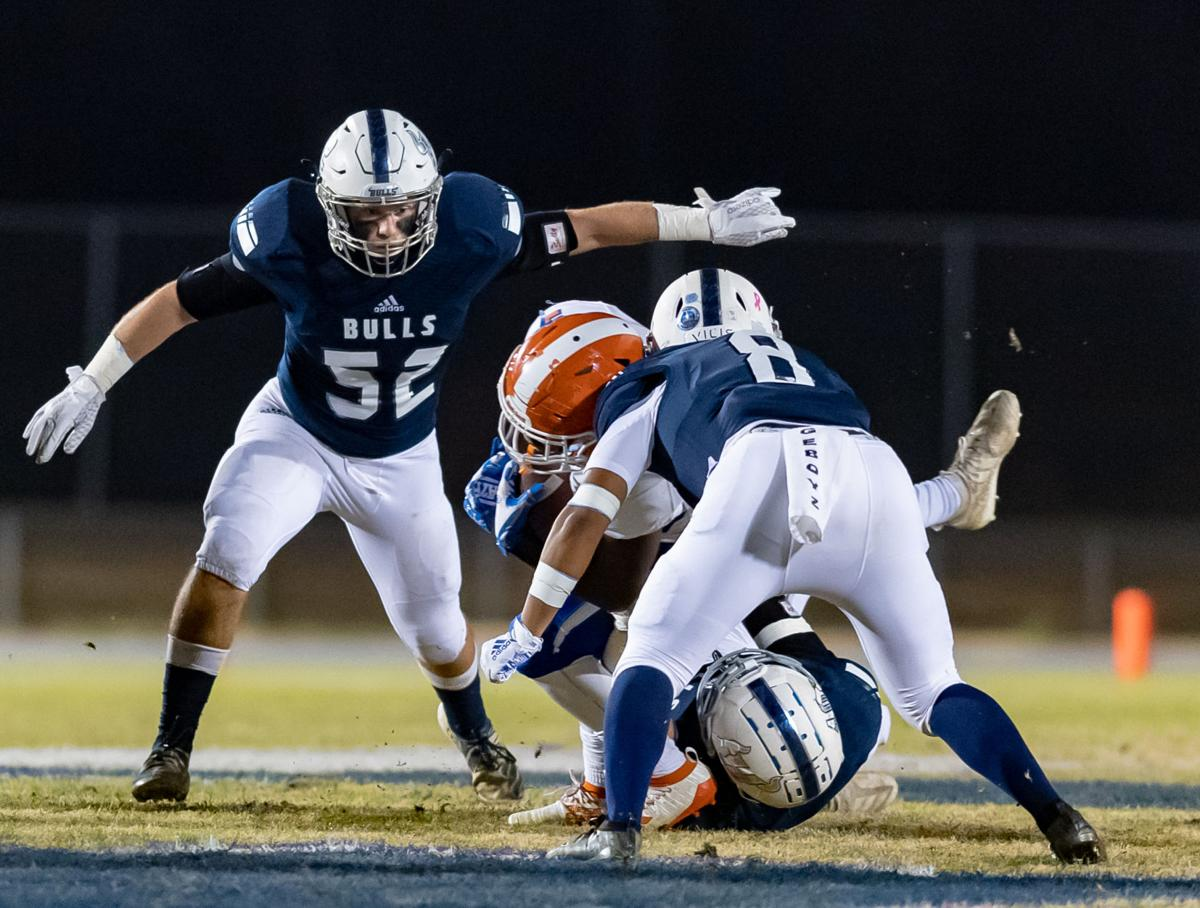 the second round of the North Carolina State football playoffs