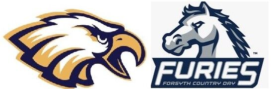 02-21 CONCORD ACADEMY-FORSYTH COUNTRY DAY LOGOS
