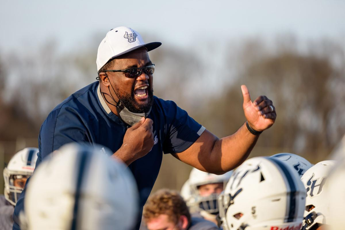 The Hickory Ridge RaginÕ Bulls are defeated by the David W. Butler Bulldogs 52-14 on Friday night at Hickory Ridge High School.