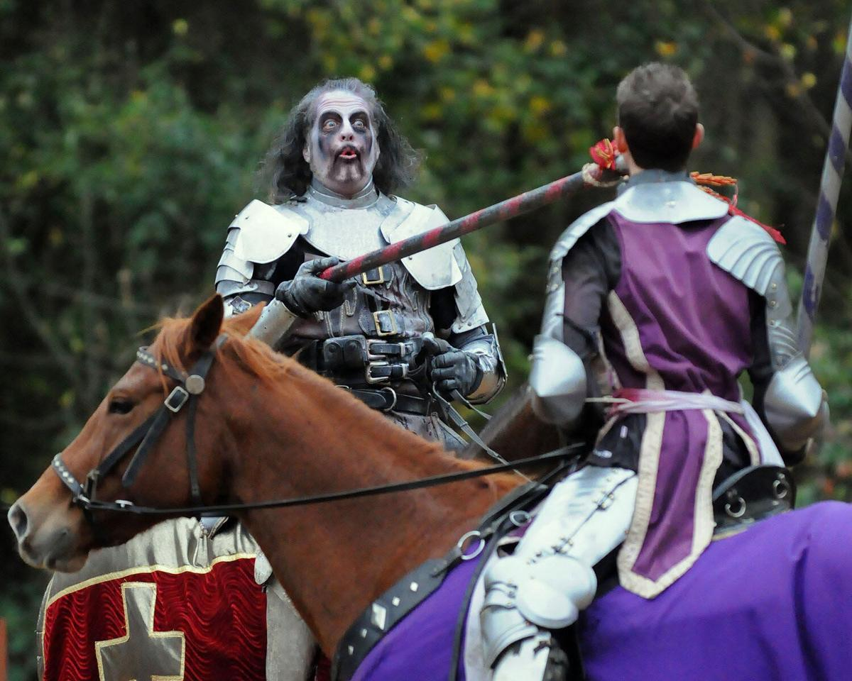 2020 Halloween Daze And Spooky Knights Halloween daze and spooky knights at Renfest this weekend