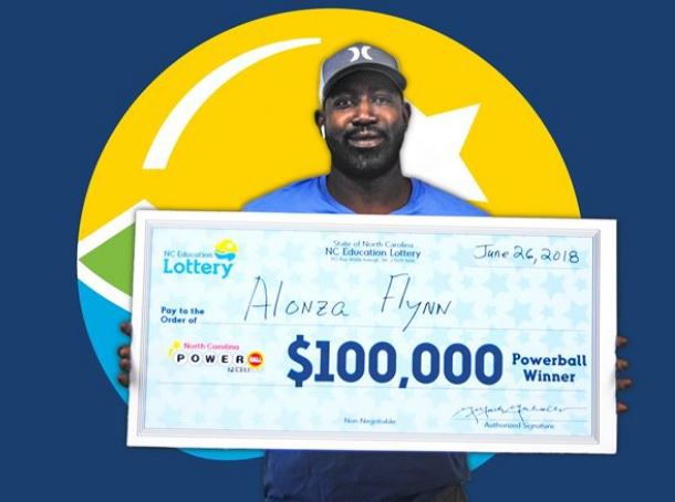 Three people win big in the lottery this week | News