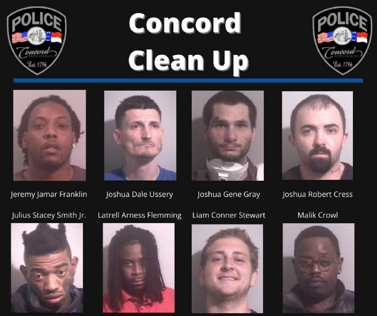 CPD Operation Concord Clean Up
