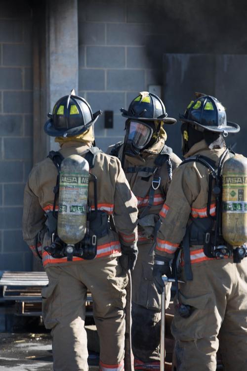 High School Fire Academy