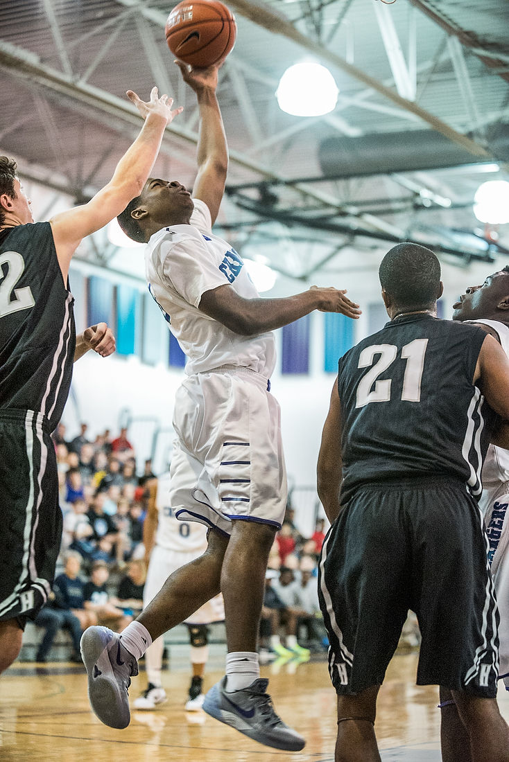 Tough Hough Outlasts Cold Shooting Cox Mill In Tourney