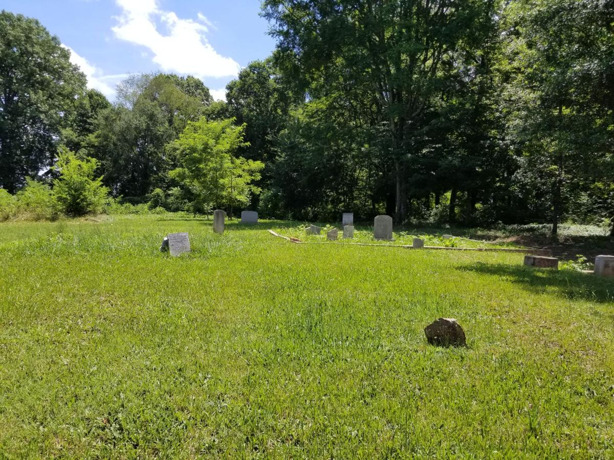 Old Campground Cemetery