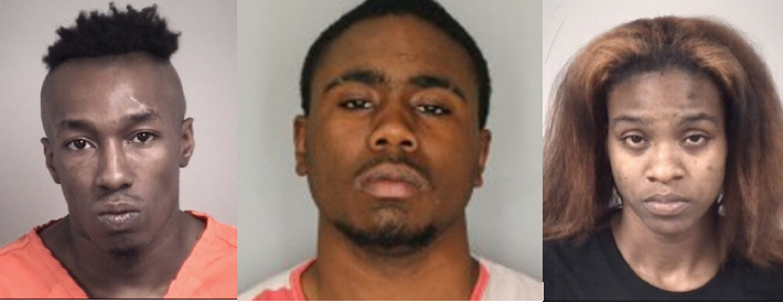 Warrants for First Degree Murder and Accessory After the Fact