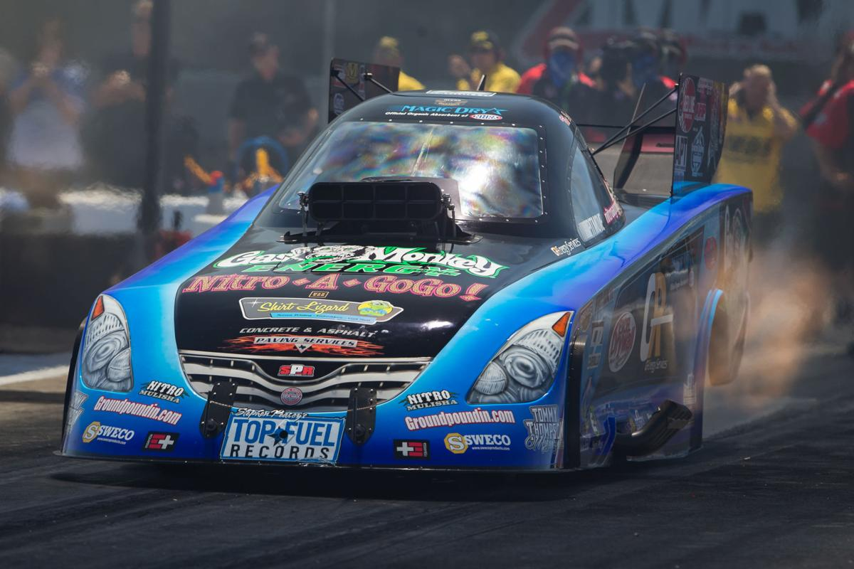 NHRA FOUR-WIDE NATIONALS: a photo tour of Saturday at zMAX