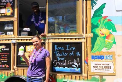 Kona Ice Cream Teacher of the Year