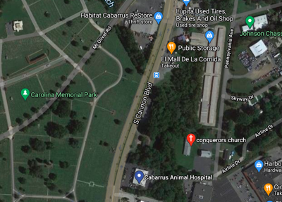 Dog attack off Pennsylvania Avenue