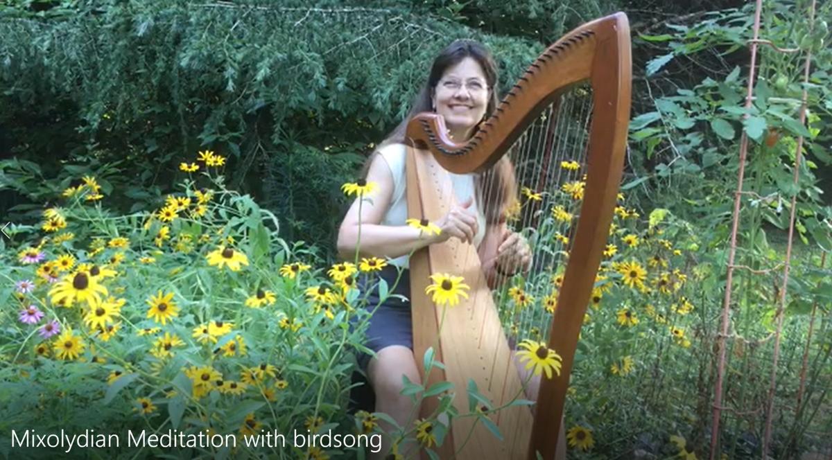 Mixolydian Meditation with Birdsong