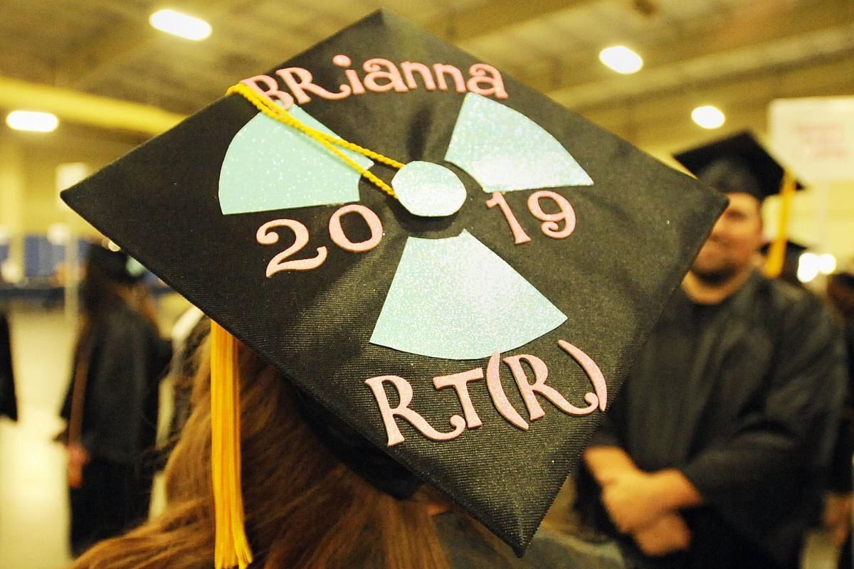 Rowan-Cabarrus Community College Graduation