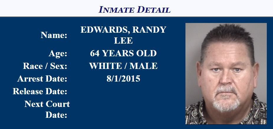 "Randy Lee  ""Bubba"" Edwards"