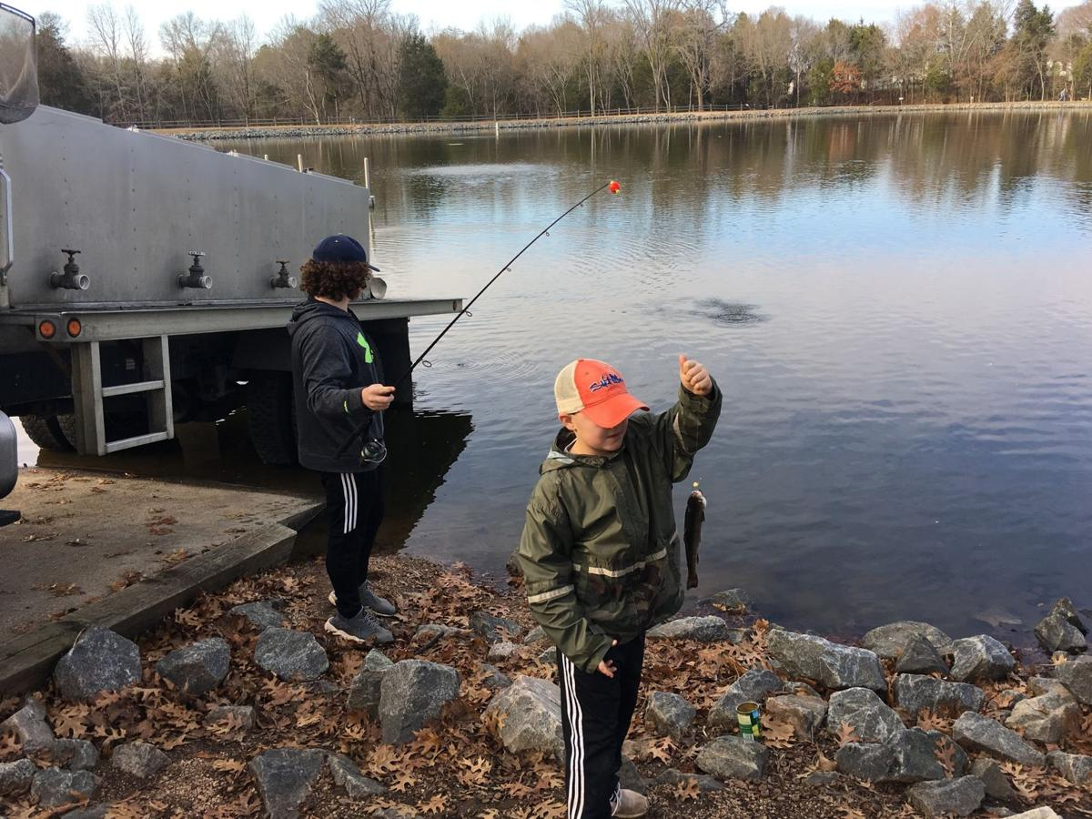Trout fishing now available at Frank Liske Park | News