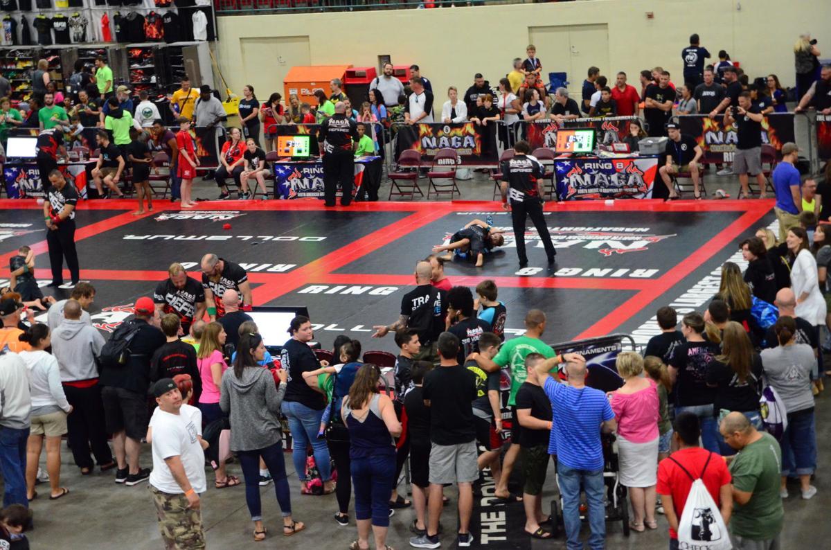 North American Grappling Association Charlotte Championship | Photos
