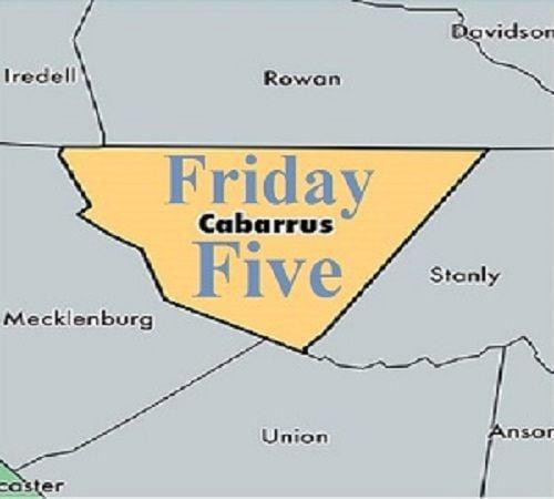Friday Five.jpg