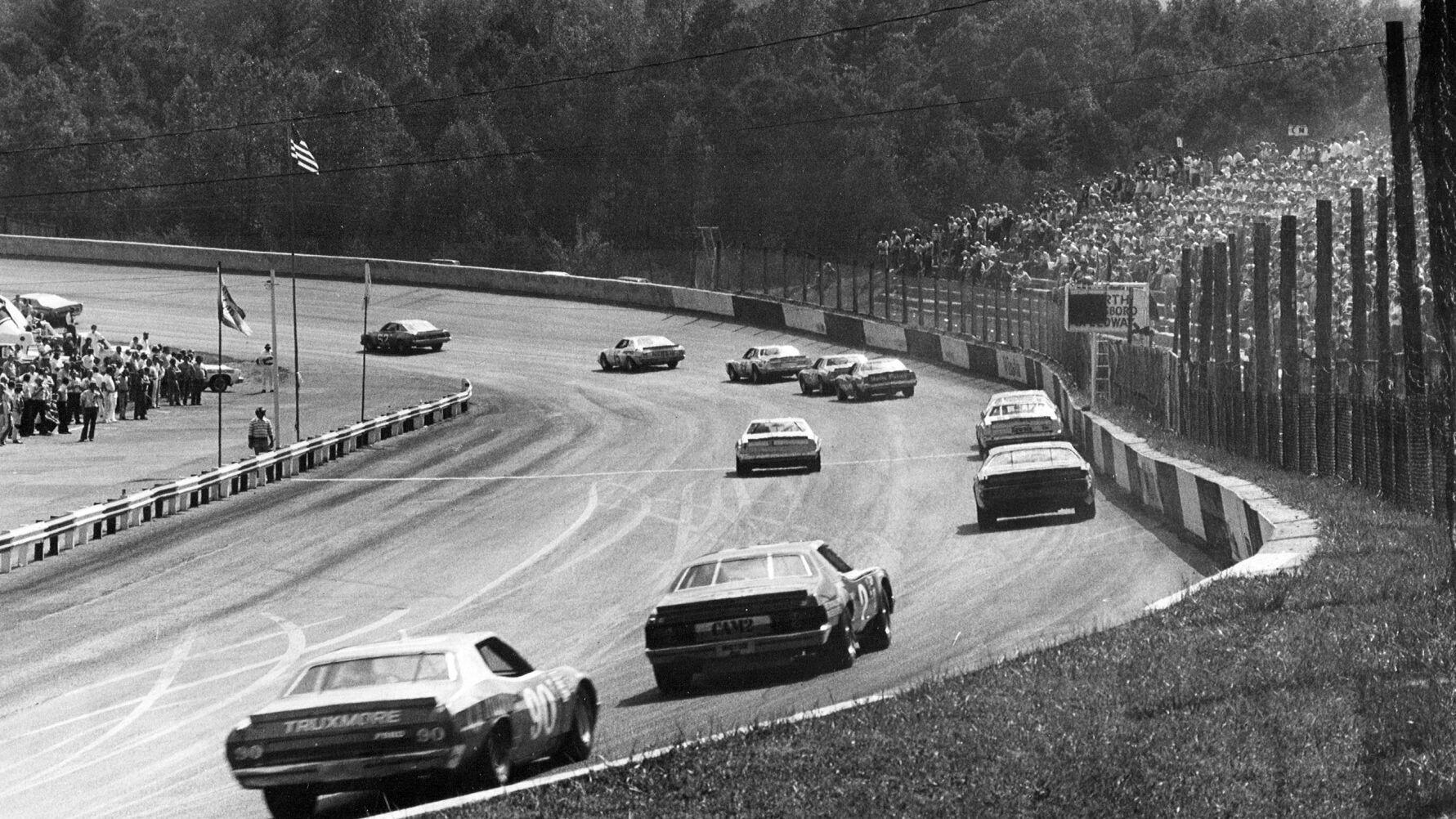 COLUMN: North Wilkesboro Speedway, 25 years later