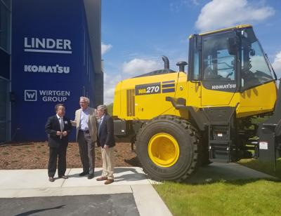 Linder opens new state-of-the-art facility in Kannapolis