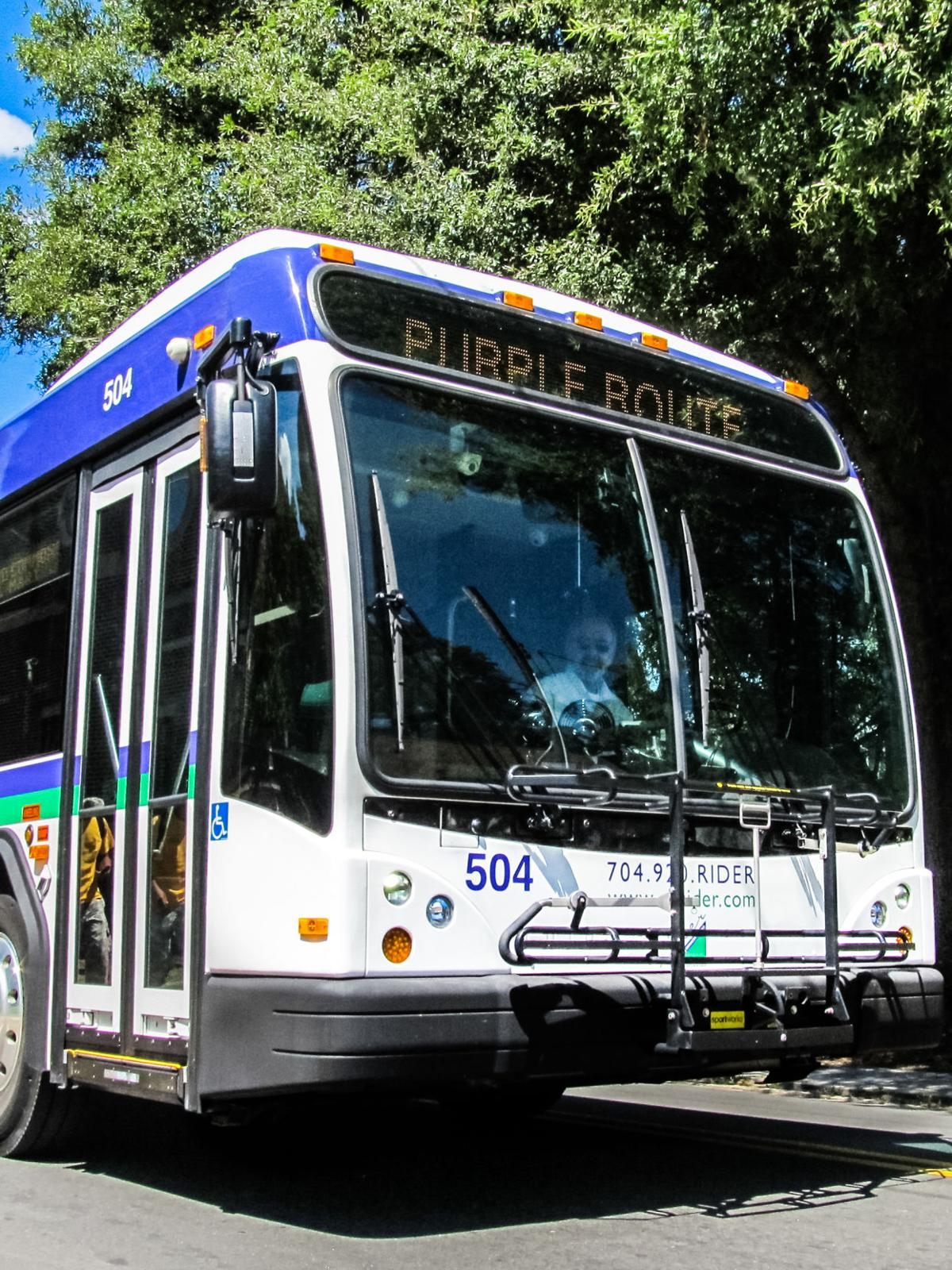 New Bus Route Connects Concord To Charlotte Light Rail