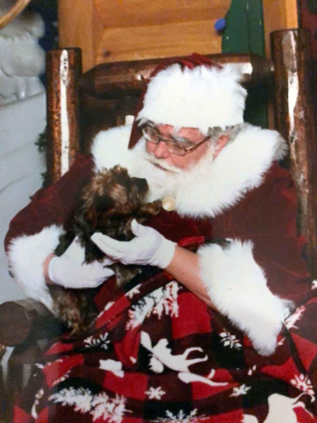 A visit wth Santa