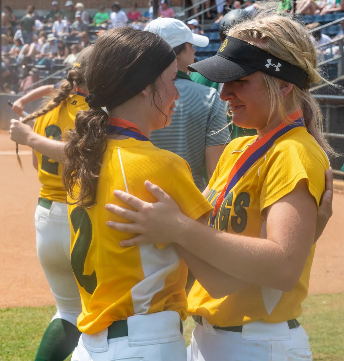 North Carolina High School 3A Softball State Playoffs