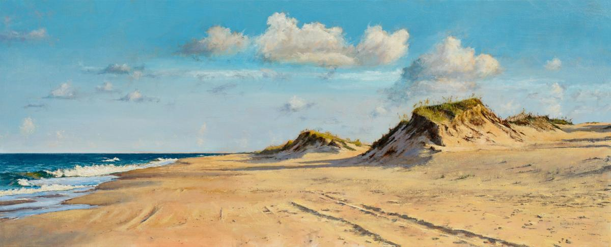 Afternoon Dunes
