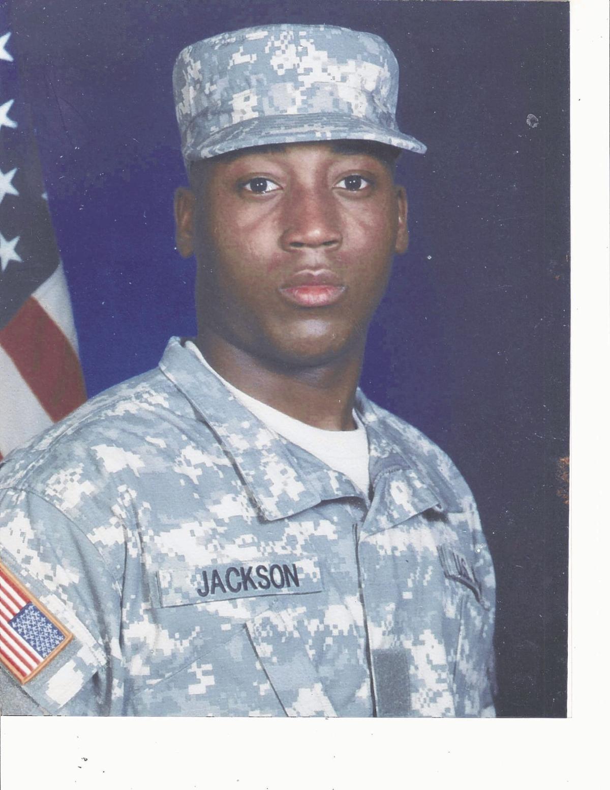 Jackson, Gerald - Army 1995-1999