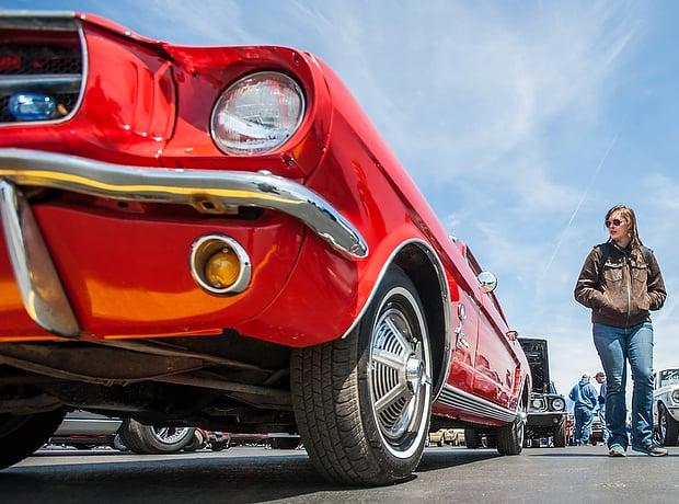 Mustang 50th anniversary
