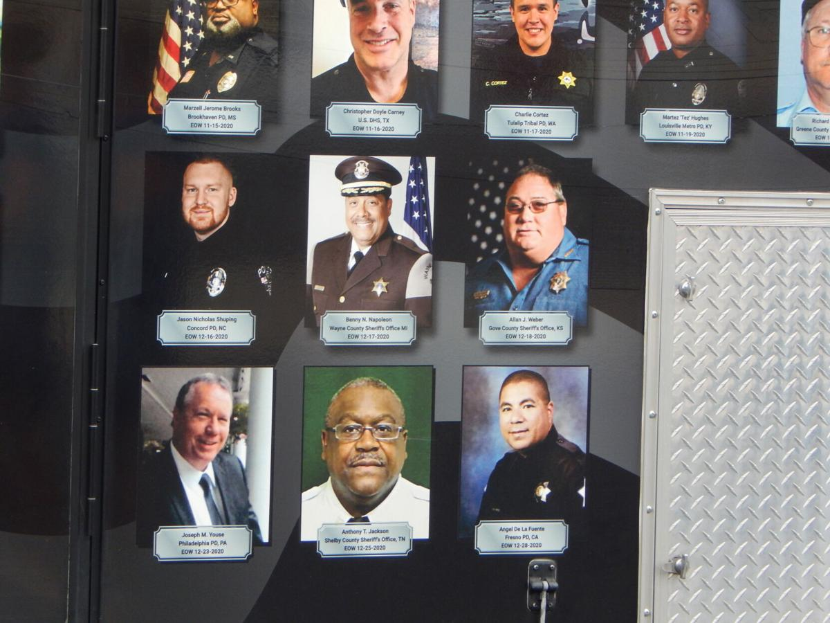 Beyond the Call of Duty – End of Watch Ride to Remember