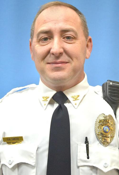 Smith, Chief Steven Ray