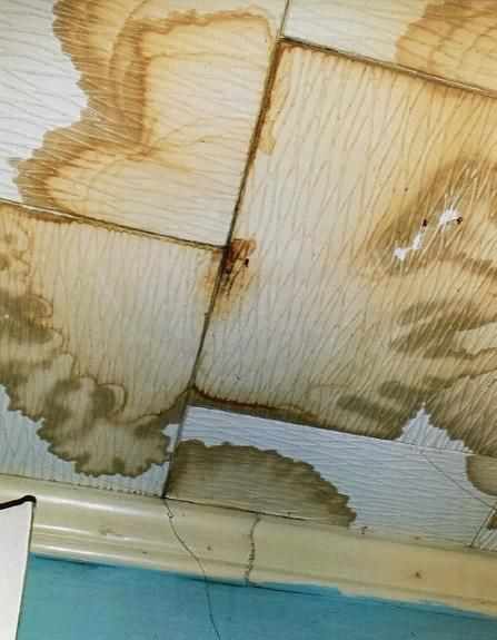 Leaky roof leads to lawsuit