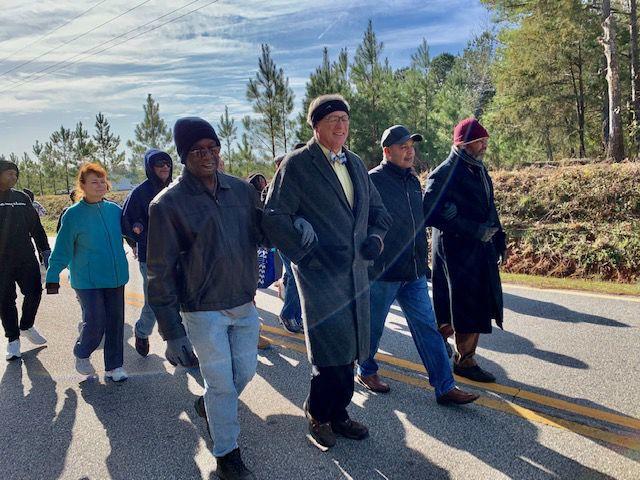 Willington hosts Martin Luther King Jr. parade