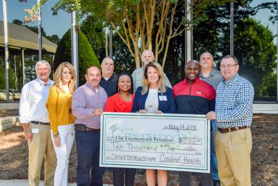 Cardinal Health pledges to The Greenwood Promise