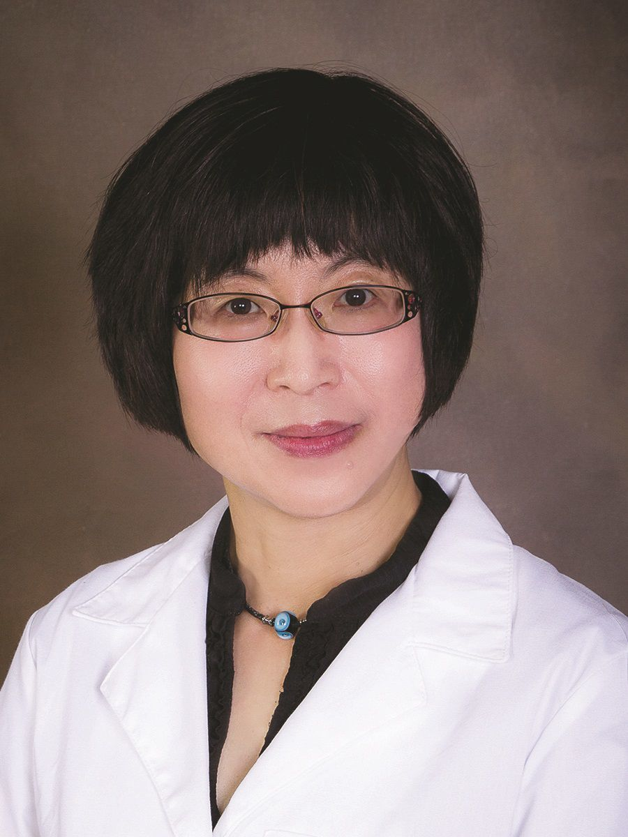 Dr. Ruiling Yuan of Self Regional Healthcare