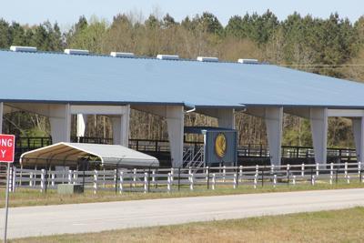 Lander Equestrian Center