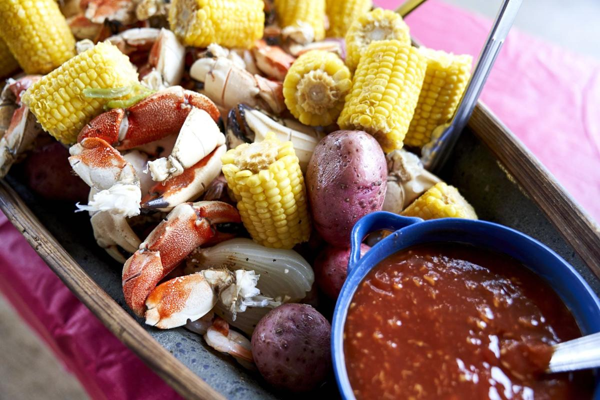 G&G Lowcountry boil: a hearty one-pot meal with SC coastal flair
