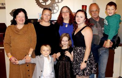 Parkman family photo