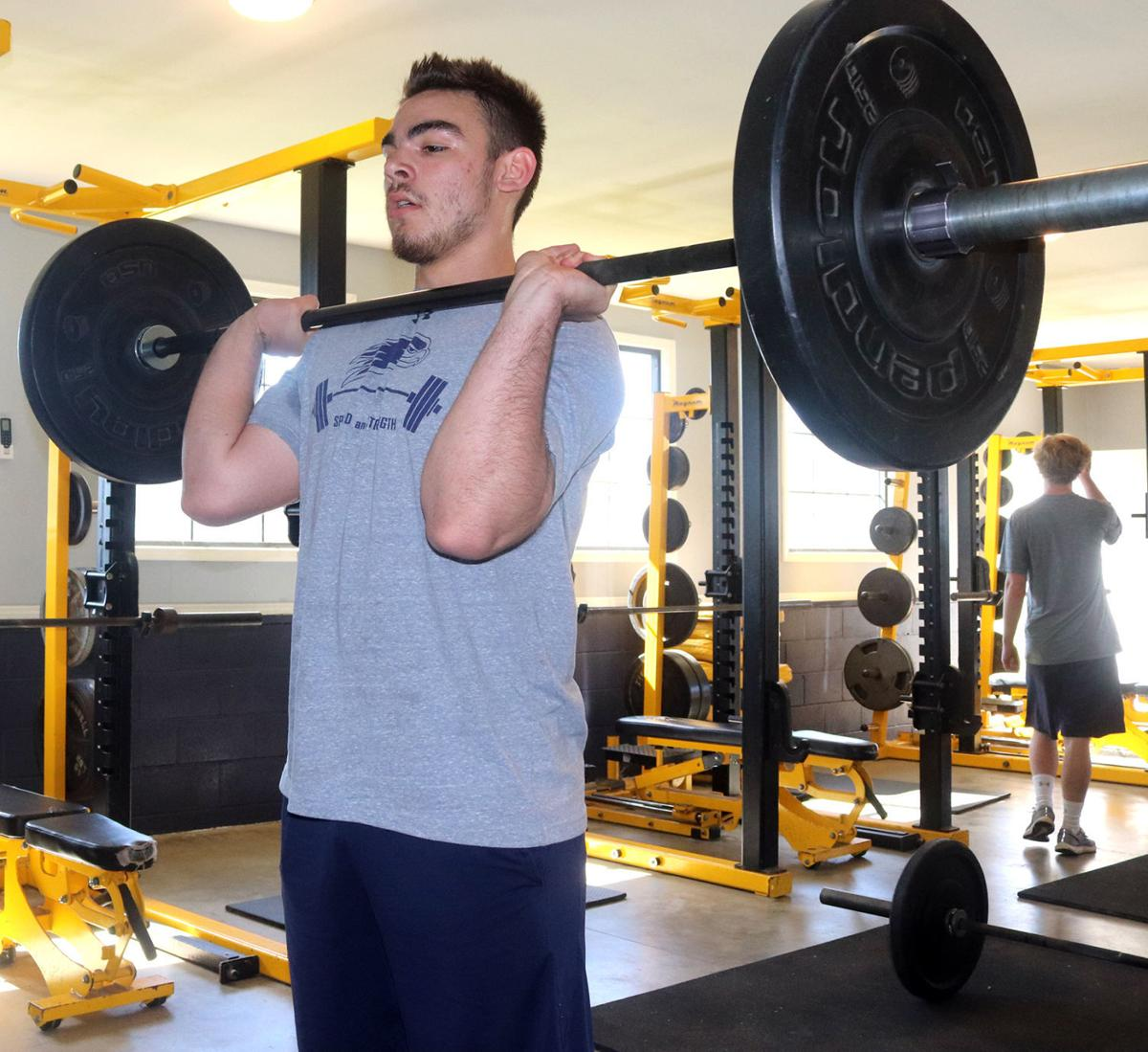 Passion for performance: GCS strength and conditioning program